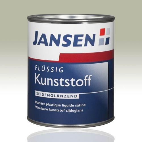 JANSEN Flüssig-Kunststoff 2,5Ltr Ral 7032 kieselgrau (2.5% Flüssig)
