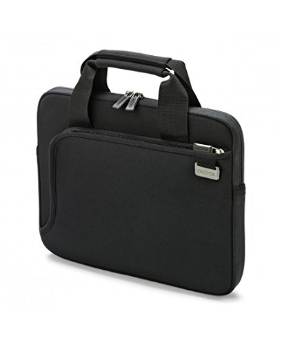 "Dicota Smart Skin 10–11.6"" 11.6 Sleeve case Black - notebook cases (29.5 cm (11.6), Sleeve case"