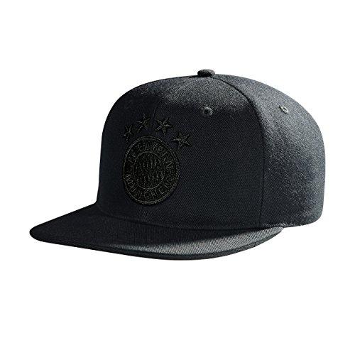 FC Bayern München Snapback Cap (black)