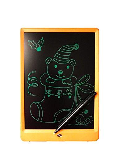 25,4cm LCD Writing Board, Elektronische Notizblock, papierlosen Digital Zeichnen Tablet für Kinder und Business, mit Memory LOCK und Stylus