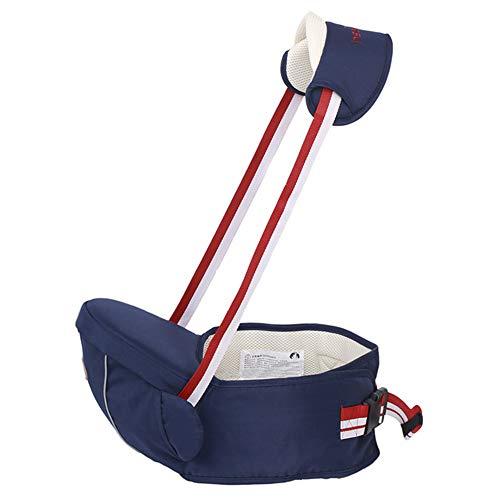 Unbekannt Ergonomische Babytrage, Hüfthocker zum Tragen von Kleinkindern, geringes Gewicht und Arbeitsersparnis,C