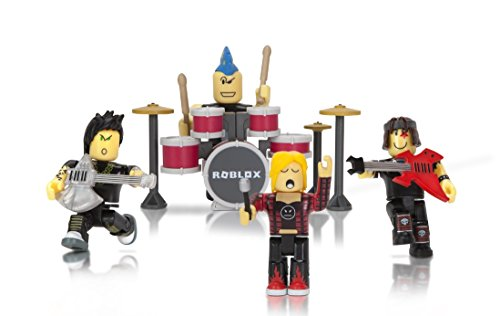 Roblox 10780 Punk Rockers Figure Pack