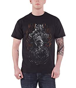 Gojira Tree Of Fire Official Unisex T Shirt