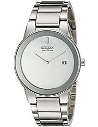 Citizen Analog White Dial Men's Watch - AU1060-51A