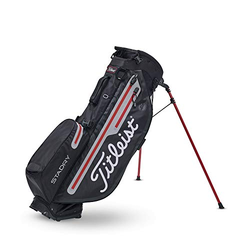 TITLEIST Sac de Clubs de Golf Players 4 + StaDry. Couleur :...
