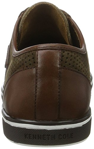 Kenneth Cole Initial Step, Sneakers Basses Homme Marron (Brown Combo 215)