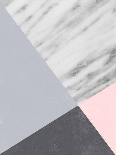 Leinwandbild Farbe