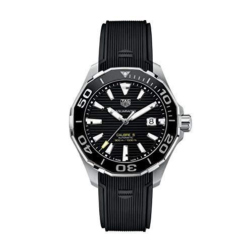 TAG Heuer Aquaracer Reloj de hombre automático 43mm WAY201A.FT6069
