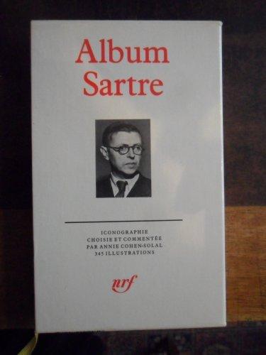 Album Jean-Paul Sartre (Album de la Pléiade) par Annie Cohen-Solal