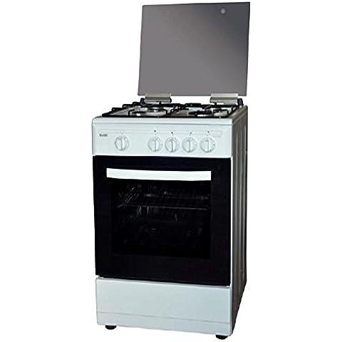 Svan cocina convencional svk5500eb 4 fuegos