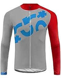 Uglyfrog Invierno Polar Térmica Classic Moda de Manga Larga de Ciclismo Jersey Ciclismo de Winter Fleece