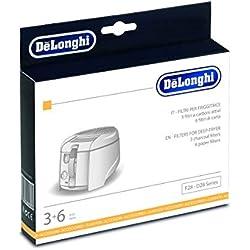 De'Longhi FIL.F28 Set De Filtres pour Friteuses pour Modèles F28