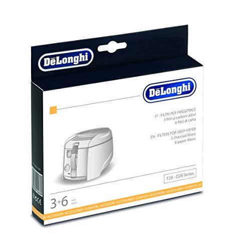 Delonghi FIL.F28 Kit filtros substituibles freidoras