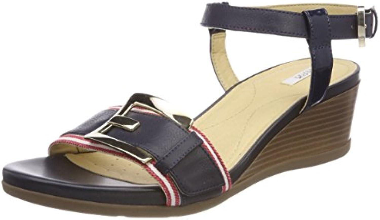 Geox D Marykarmen D, Sandali con con con Cinturino alla Caviglia Donna | Prima classe nella sua classe  | Uomo/Donna Scarpa  6a79d0