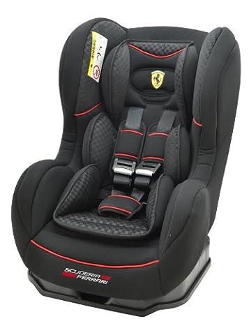 Osann Kinderautositz Cosmo SP Isofix Ferrari Gran Tourismo schwarz carbon optik, 9 bis 18 kg, ECE Gruppe 1, von 9 Monaten bis ca. 4 Jahre nutzbar