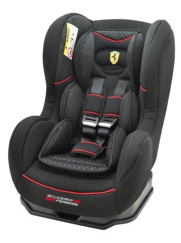 Osann Kinderautositz Cosmo SP Ferrari Gran Tourismo schwarz carbon - optik, 0 bis 18 kg, ECE Gruppe 0 / 1, von Geburt bis ca. 4 Jahre, reboard bis 10 kg nutzbar