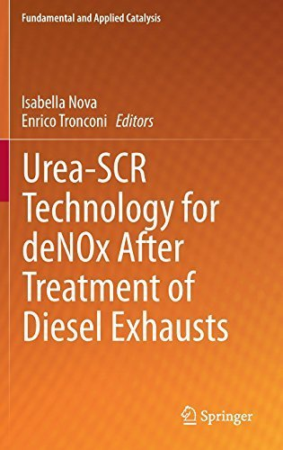 Urea-SCR Technology for deNOx After Treatment of Diesel Exhausts (Fundamental and Applied Catalysis) (2014-03-15)