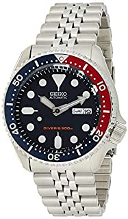 Seiko Diver's Automatic Stainless Steel Men's Watch SKX009K2 (B000OP1M6M) | Amazon price tracker / tracking, Amazon price history charts, Amazon price watches, Amazon price drop alerts