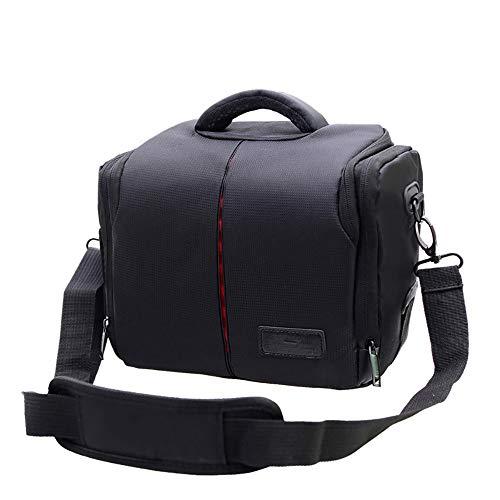 Klassisch Kameratasche - Kleine Umhängetasche für Messenger SLR/DSLR - Wasserdicht Stoßfest Einstellbar Kompakt Für Sony Canon Nikon