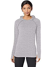 Amazon Essentials Brushed Tech Stretch Popover Hoodie Mujer