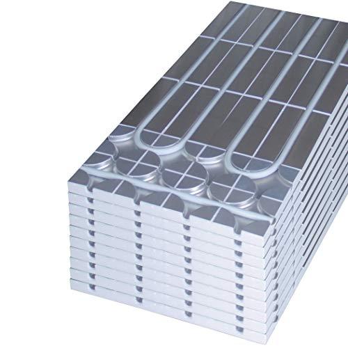 Preisvergleich Produktbild AquaDur Dry Trockenbausystem 5qm (10 Platten á 0, 5x1m)