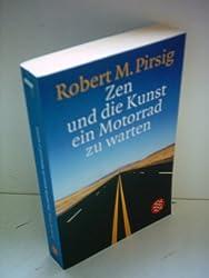 Robert M. Pirsig: Zen und die Kunst ein Motorrad zu warten [Fischer] [paperback]