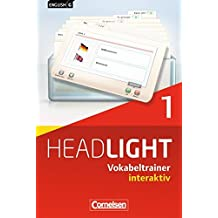 English G Headlight 01: 5. Schuljahr. Vokabeltrainer interaktiv