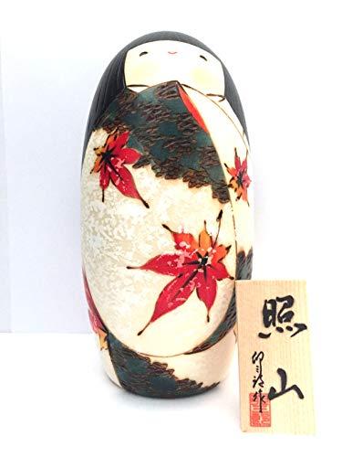 Japan Printemps Poupée Kokeshi – Montagne Lumineuse (Shozan)