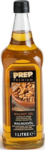 PREP PREMIUM Walnussöl 1 x 1000 ml PET Mischung...