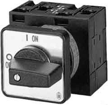 Eaton 088709 EIN-AUS-Schalter, 2-polig, 20 A, 90 Grad, Einbau -