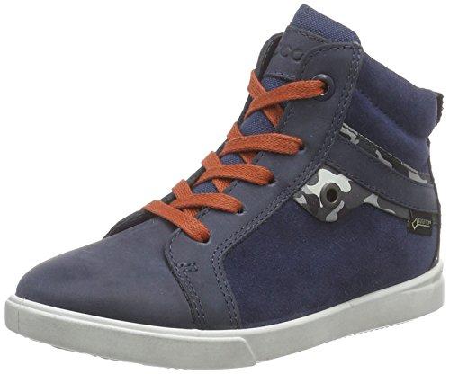ECCO - Shay, Sneaker alte Bambino Blu(Marine/True Navy 52625)