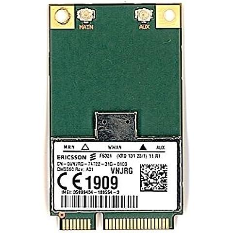DELL DW5560 - Banda larga mobile WWAN HSDPA GPS Ericsson