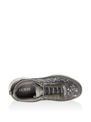 Guess Kanan, Scarpe Low-Top Donna Grigio