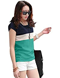 fasla Cotton T-Shirt for Women's and Girls