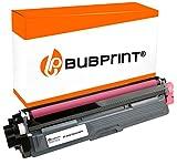 Bubprint Toner kompatibel für Brother TN-246 TN-242 TN-246M für DCP-9017CDW DCP-9022CDW HL-3142CW HL-3152CDW HL-3172CDW MFC-9142CDN MFC-9332CDW Magenta