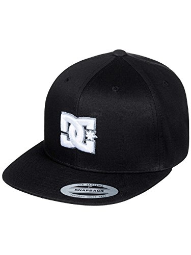 DC Shoes Herren Snappy Cap Anthracite - Solid
