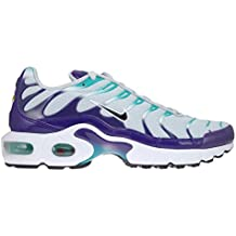 Nike AR1852-005 Air Max Plus TN 1 Pure Platinum/Black-Hyper Jade