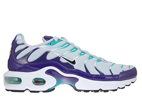 c76899021e057 Nike AR1852-005 Air Max Plus TN 1 Pure Platinum Black-Hyper Jade