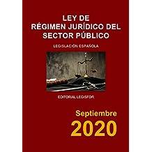 Ley de Régimen Jurídico del Sector Público: Ley 40/2015, de 1 de octubre
