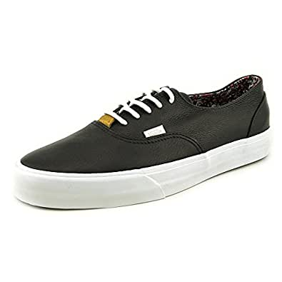VANS Chaussures - ERA DECON CA - nappa leather black, Taille:46