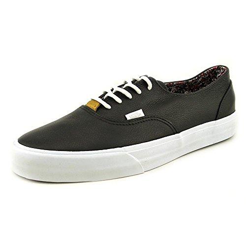 Vans Era Decon CA Nappa-Leder Turnschuhe Schuhe Neu nappa leather black