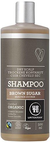 Urtekram Brown Sugar Shampoo BIO, für trockene Kopfhaut, 500 ml