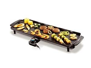 Princess 102203 Plancha Table Chef Master Noir XL