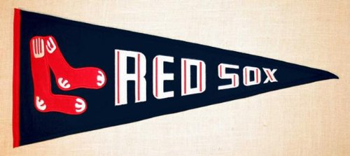Winning Streak Red Sox Cooperstown Collection Pennant Mets Cooperstown Collection