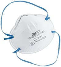 Masque antipoussière coque série Classique 3M 8810 - FFP2
