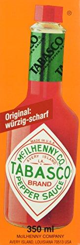 Tabasco Pepper Sauce, 350 ml