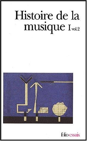 Hist de La Musique (Folio Essais) par Gall Collectifs