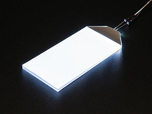 Adafruit White LED Backlight Module - Large 45mm x 86mm [ADA1621] (Modul Led Backlight)