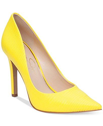 jessica-simpson-damen-pumps-gelb-sour-lemon-bright-lizard