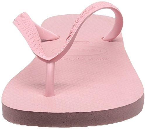 Havaianas Zehentrenner Damen/Herren Top Pink (Pearl Pink 6615)